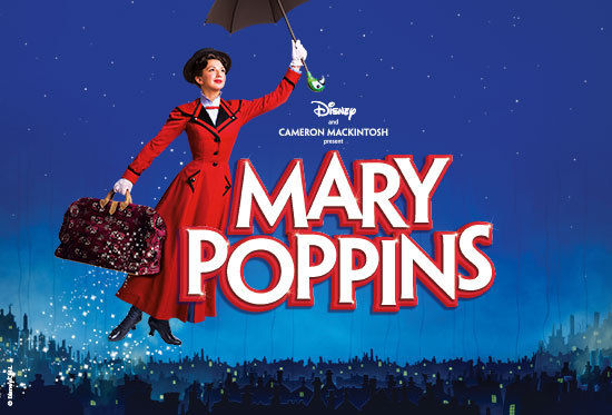 Mary Poppins The Alhambra Theatre
