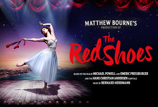 Red Shoes Running Time Matthew Bourne
