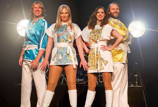 Thank You for the Music - The Ultimate Tribute to Abba