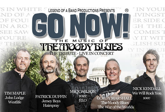 Moody Blues Tour 2020.Go Now The Music Of The Moody Blues King S Hall Ilkley