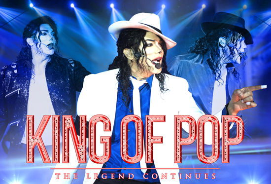 The King of Pop starring Navi