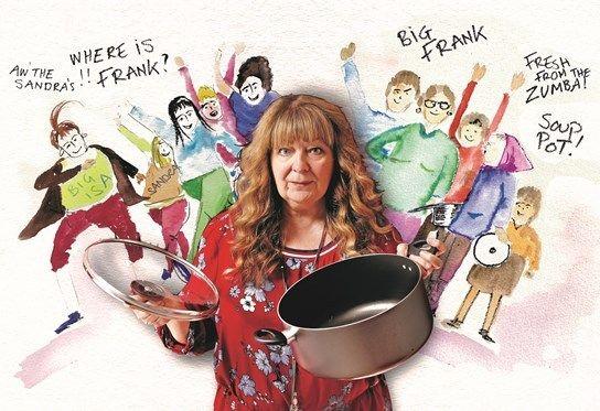 Janey Godleys Soup Pot Tour