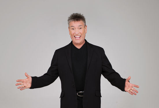Billy Pearce: An Evening of Adult Comedy