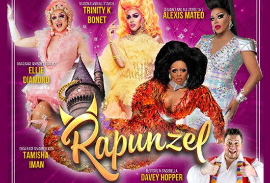 Rapunzel - The Adult Panto