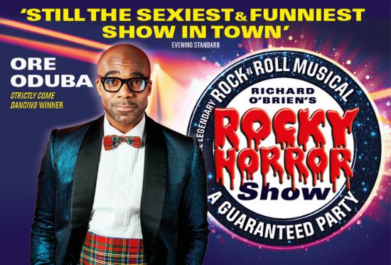 Ore Oduba - Rocky Horror Show