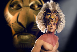 NEW SIMBA ANNOUNCED FOR DISNEY'S THE LION KING UK & IRELAND TOUR