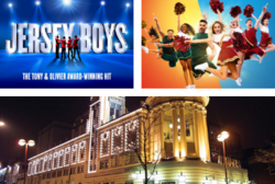The sensational Jersey Boys and high-flying Bring It On the Musical are coming to the Alhambra Theatre in 2022!