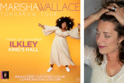Marisha Wallace: Tomorrow Tour and Beth Nielsen Chapman: All Around The World Tour coming to King's Hall, Ilkley in Autumn 2021