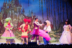 Fun facts - what it takes to bring panto magically to life at the Alhambra Theatre