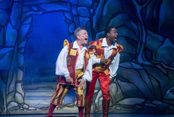 ALADDIN PANTOMIME AT THE ALHAMBRA THEATRE, BRADFORD OPENS TO PACKED HOUSES!