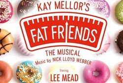 Kay Mellor's Smash Hit Fat Friends The Musical arrives in Bradford next Summer - Starring Lee Mead