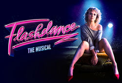 The UK tour of FLASHDANCE starring Joanne Clifton arrives at the Alhambra Theatre