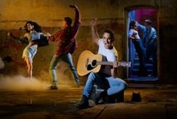 Bradford Star Set To Rock The Alhambra Stage