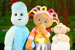 In the Night Garden Live - The BAFTA Award-Winning CBeebies Children's TV Show Returns to the Stage with a New Show and its First Major UK Theatre Tour