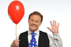Children's Television Star Justin Fletcher Ready to Party at the Alhambra Theatre!