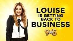 Louise Redknapp gets back to business in Dolly Parton's smash hit  9 to 5 The Musical