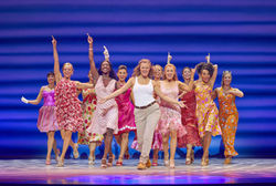 THE WORLDWIDE SMASH HIT MUSICAL MAMMA MIA! WILL COME TO  THE ALHAMBRA THEATRE, BRADFORD