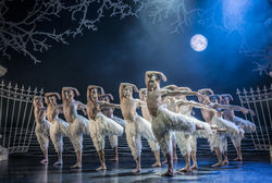 Matthew Bourne's SWAN LAKE THE LEGEND Returns To The Alhambra Theatre, Bradford - Full Casting Announced