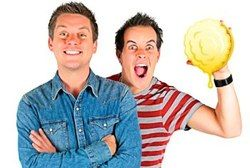 DICK AND DOM LIVE! - UNLEASHED IN BRADFORD THIS EASTER HOLIDAY