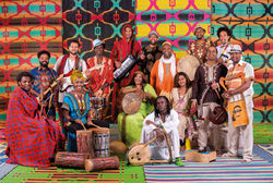 Channelling the unsung beauty of East African Traditions, The Nile Project