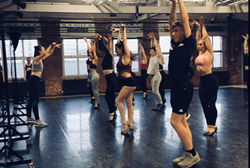 STUDENTS FROM RENAISSANCE ARTS ENJOY SUNSET BOULEVARD DANCE WORKSHOPS