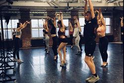 STUDENTS FROM RENAISSANCE ARTS ENJOY SUNSET BOULEVARD DANCE WORKSHOPS