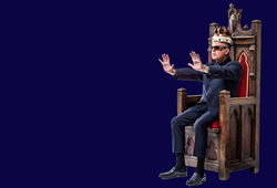 Suggs: What A King Cnut A Life in the Realm of Madness