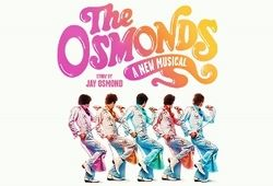 THE OSMONDS: A NEW MUSICAL COMES TO BRADFORD IN AUTUMN 2021!