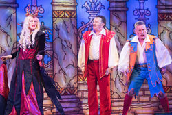 Some fun facts on what it takes to bring panto magically to life at the Alhambra Theatre!