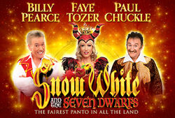 Relaxed Performance for Snow White pantomime Tuesday 14 January 2020 at 6pm