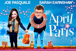Classic Comedy APRIL IN PARIS comes to Bradford this summer