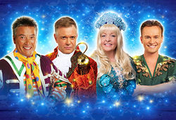 Don't leave it any longer to hook your tickets for the all-star pantomime Peter Pan