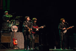 THE BOOTLEG BEATLES IN CONCERT