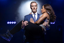 THE BODYGUARD returns to the Alhambra Theatre, Bradford - starring Alexandra Burke