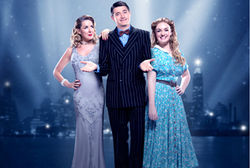 CRAZY FOR YOU - COMING TO THE ALHAMBRA THEATRE, BRADFORD