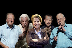 Sandi Toksvig to Preside over I'm Sorry I Haven't a Clue in Bradford