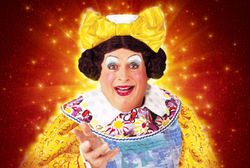 A SECOND WISH GRANTED! CHRISTOPHER BIGGINS TO STAR IN BRADFORD'S HIGH-FLYING PANTOMIME ADVENTURE, ALADDIN!