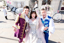 Alhambra Theatre in Bradford to stage Relaxed Performance during Cinderella pantomime season