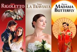 Opera & Ballet International proudly presents Ellen Kent's Opera Festival