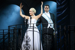 TIM RICE and ANDREW LLOYD WEBBER'S WORLD RENOWNED MUSICAL MASTERPIECE EVITA
