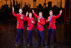 JERSEY BOYS - RETURNS TO THE ALHAMBRA THEATRE, BRADFORD