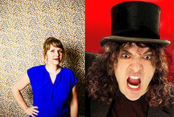 Two top nights of comedy at The Studio