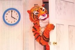 Children's favourite 'The Tiger Who Came To Tea' comes to King's Hall, Ilkley