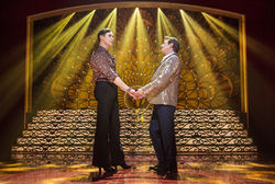 La Cage Aux Folles starring John Partridge, Adrian Zmed and Marti Webb