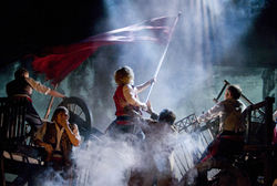 CAMERON MACKINTOSH'S ACCLAIMED PRODUCTION OF LES MISÉRABLES COMES TO THE ALHAMBRA THEATRE, BRADFORD IN 2019