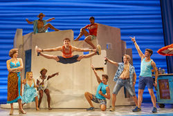 Full casting has been announced for MAMMA MIA! UK & International Tour