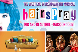 A brand new musical & returning favourites at Bradford Theatres in 2020!