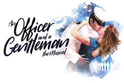 The World Premiere of AN OFFICER AND A GENTLEMAN - THE MUSICAL arriving at the Alhambra Theatre, Bradford in September 2018