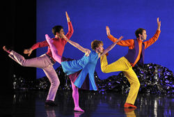 The Yorkshire Exclusive of Mark Morris Dance Group PEPPERLAND