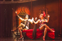 Richard O'Briens' Rocky Horror Show returns to the Alhambra with Norman Pace as Narrator